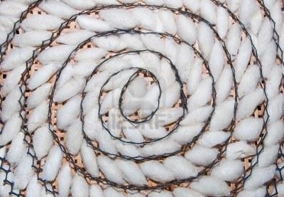 Turkish 100 Percent Organic Cotton Terry Cuffed Spa Bath